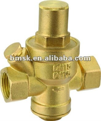 Water Pressure Reducing Valve PN16