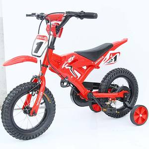 2018 Motorcycle style child bike Manufacturers wholesale kids bike/child bike