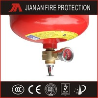 Suspension temperature sensing-FM200 fire extinguisher (Factory)