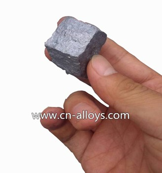 Ferroalloy nodulizer powder for cast iron
