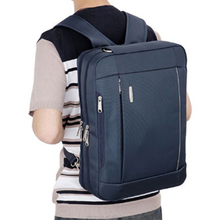 3 compartment Laptop Shoulder Bag Suit Fabric Portable Briefcase backpack for all 13 13.3 inch Tablet Notebook Computers blue