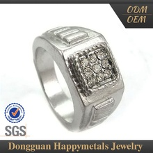 Hotsale Stainless Steel Children Jewelry Rings