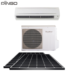 100% powered by solar air conditioner split system with R-134A Refrigerant