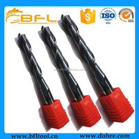 BFL Carbide Milling Cutter 2 Flute Square End Mill Extra Long Milling Cutter