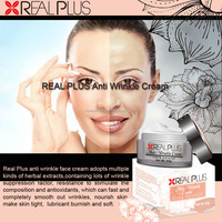 No Doubt To Choose Anti Fine Lines Best Moisturizing REAL PLUS Anti Aging Products With Plant Extract