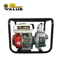 CE approved 2inch 5.5hp agriculture use gasoline water pump