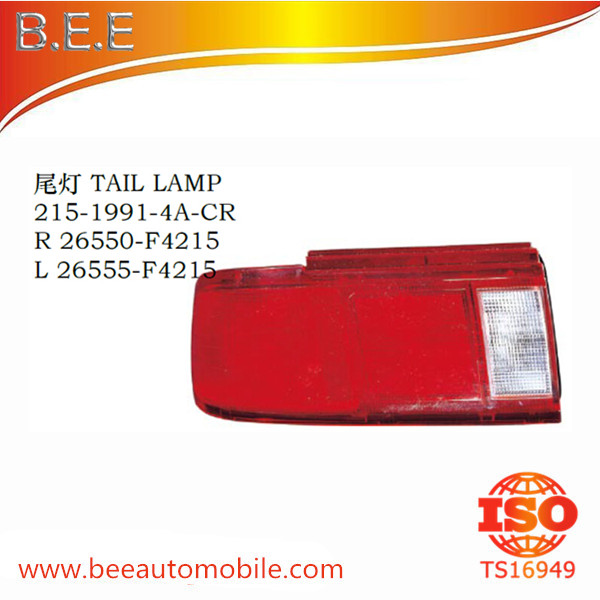 FOR NISSAN SUNNY SENTRA B13 2005 MEXICO TYPE TAIL LAMP R 26550-F4215 L 26555-F4215