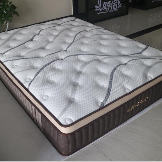 spring mattress sponge filling with 3d fabric cover - Jozy Mattress   Jozy.net