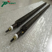Hot sale Electric stainless steel finned straight Tubular air heater