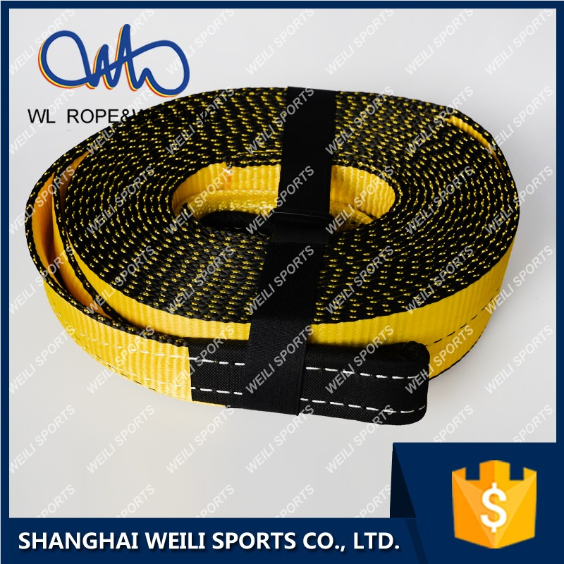 WL Automobile Motorcycle Tow Recovery Strap