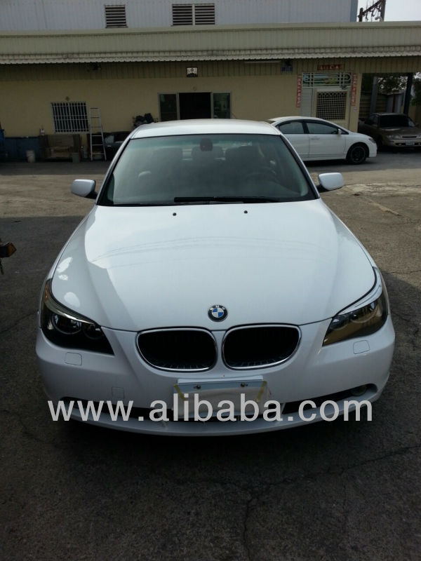 BMW used cars from Taiwan