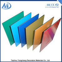 Fireproof acp billboard construction material