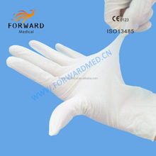 Disposable Medical Latex Surgical Gloves