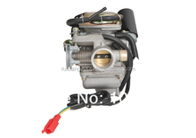 Carburetor for 24mm GY6 125CC 150CC With Electric Choke Carb for Dirt Bike Scooter
