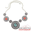 Bohemian Style Charm Necklace N1 42083