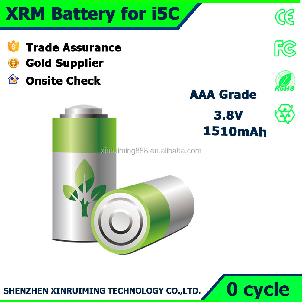 For iPhone 5C battery original battery for iPhone5C China mobile phone battery manufacturer for iPhone 5C