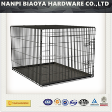 High quality outdoor large dog kennel /large animal cages for sale