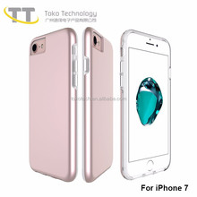 Pure Color Customized Gel Cell Phone Cases for Iphone 7
