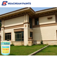 High grade alkali resistant pure acrylic exterior wall latex paint