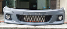 car front bumper assy for opel astra H type
