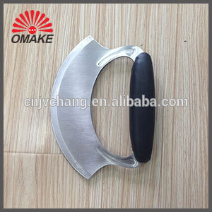 Big factory customized plastic pizza cutters for easy-using