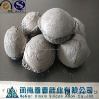 raw material silicon briquette with reasonable price