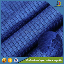most popular for suits plain dyed basketball jersey fabric