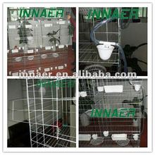 INNAER supply high quality metal wire breeding layer pigeon cages 086-18231821782
