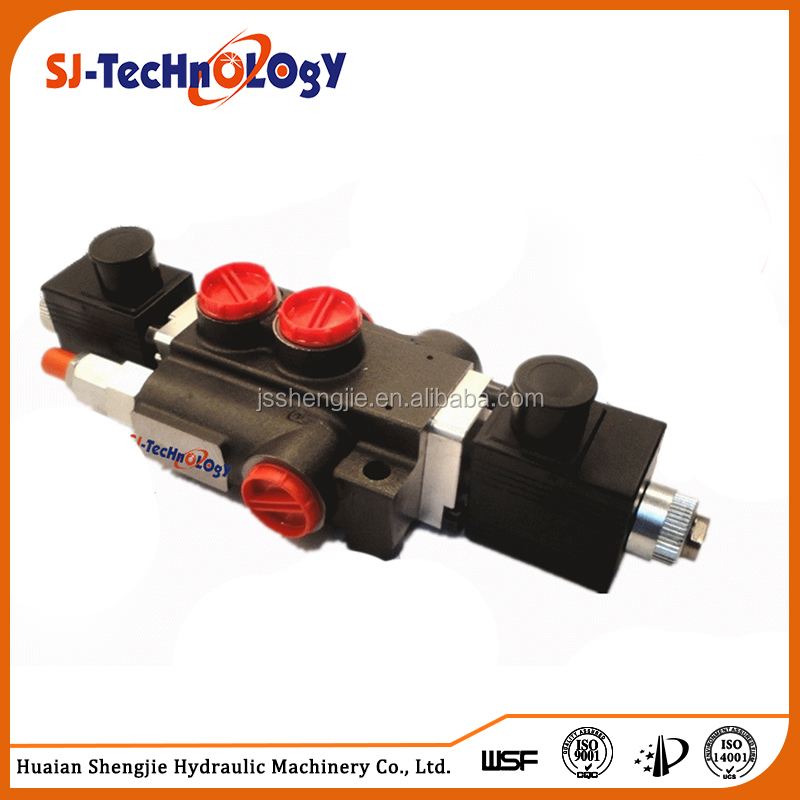 SJYY-220 Hot sales !!! hydraulic pressure control solenoid directional valve