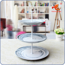 Factory Supplier wedding cake stand plate with high performance