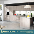 2018 Vermont New Melamine Board Ghana Kitchen Cabinet With Affordable Price