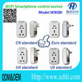 wifi home automation Alibaba UK socket, tablet smartphone control with usb wifi plug/high property wireless wifi socket switch