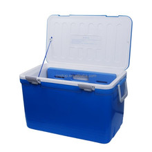 33L PP plastic material Ice cooler box for beer cooler