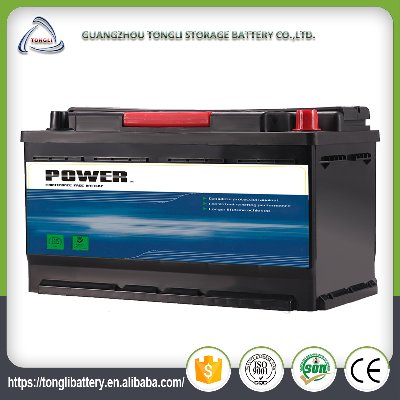 Battery auto power king battery 60038MF car battery plate