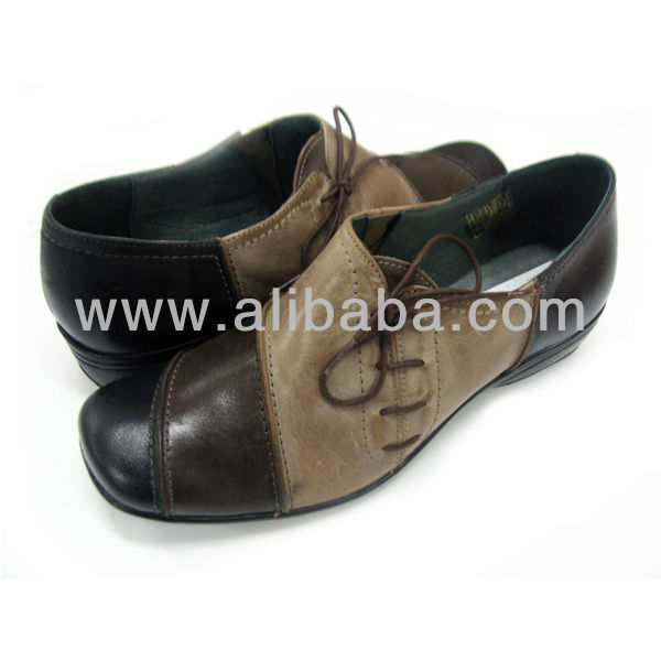 Comfort Leather Shoe. High quality made in spain DUERO