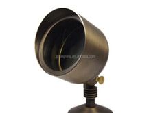 brass lamp high power led spot lamp