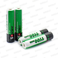 soshine AAA/Micro 1100mAh 1.2V rechargeable battery Ni-MH NiMH Cells batteries
