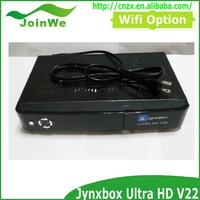 Support turbo 8psk & dvb-s2 & atsc satellite Receiver for North america jynx box v16 v15 v20 v21 V22 jynxbox ultra hd box