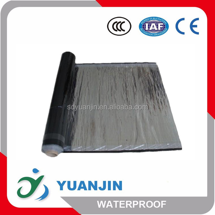 Water Impermeability SBS Bituminous Waterproof Membrane