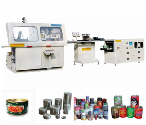 Automatic can making machine/tin can production line