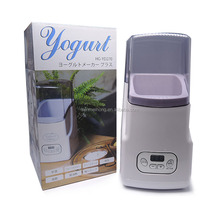 Yogurt Factory Wholesale 220V Automatic 1L Capacity Yogurt Maker With Time / Temperature Control