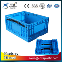 Good quality recycled plastic foldable box