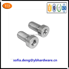 OEM hex 304 stainless steel screws for electric cooker