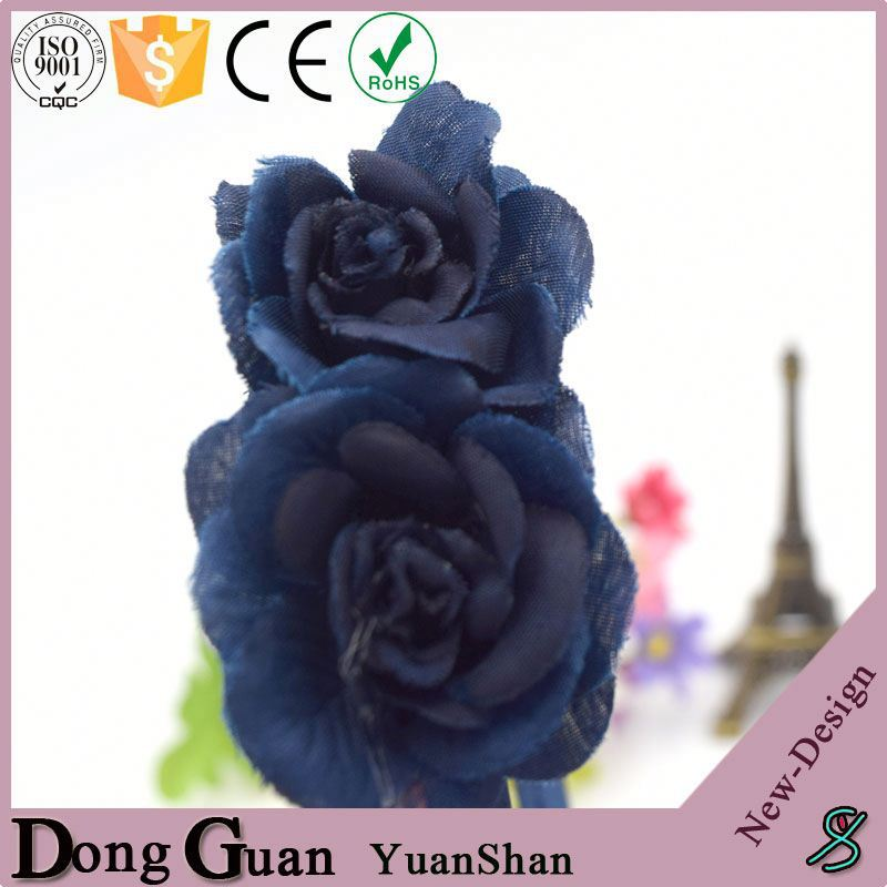 2016 new design artificial flower crown led vanquish a hair band fashion headband for lady