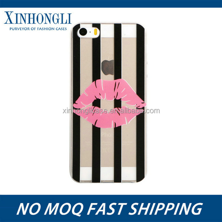 2016 Factory Price superior quality 3d blank phone case for iPhone5