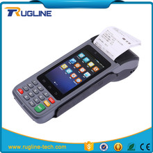 touch screen ticket vending machine with NFC /Thermal Printer/Barcode Scanner/RFID Reader