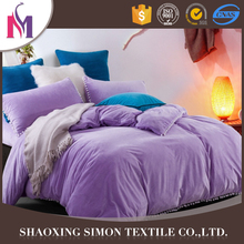 Top Selling Bed Cover Bedding Set Pigment Printed Luxury Wedding