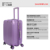 Classic Style Big Brand Spinner Hard Plastic 3pcs Set PC Luggage With TSA Lock