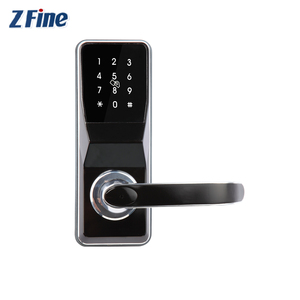 Smart Digital Password And card and Key Door Lock for home