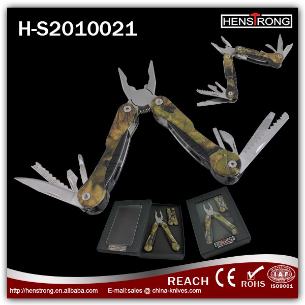 China Promotion Hot Sale Safe Utility Promotion Survival Multi Tool